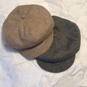 Tweed Driver's hats